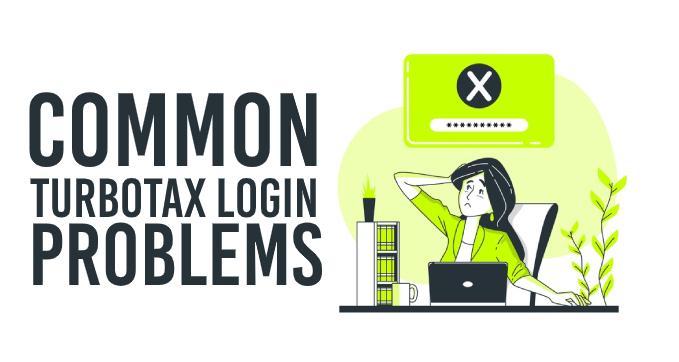turbotax login problems