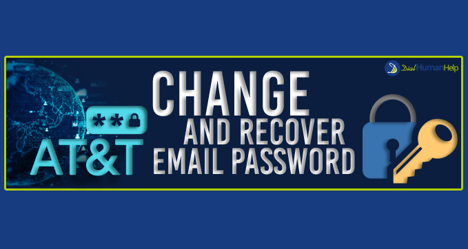 How To Change or Do ATT Email Password Reset?